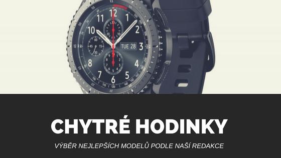 Recenze 7+ nejlepších chytrých hodinek 2018 (smartwatch)  747631b65c