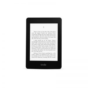 Čtečka knih Amazon Kindle Paperwhite 3