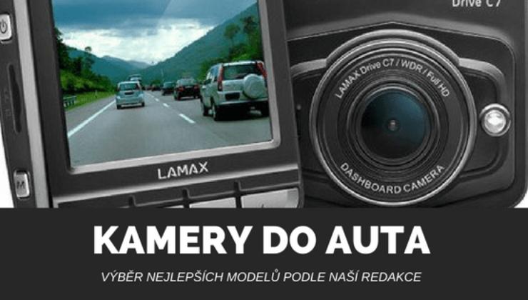 Kamery do auta - nejlepší