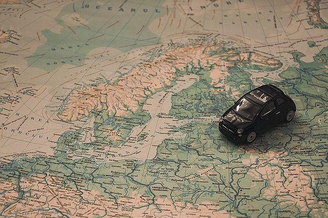 Navigace pomocí mapy