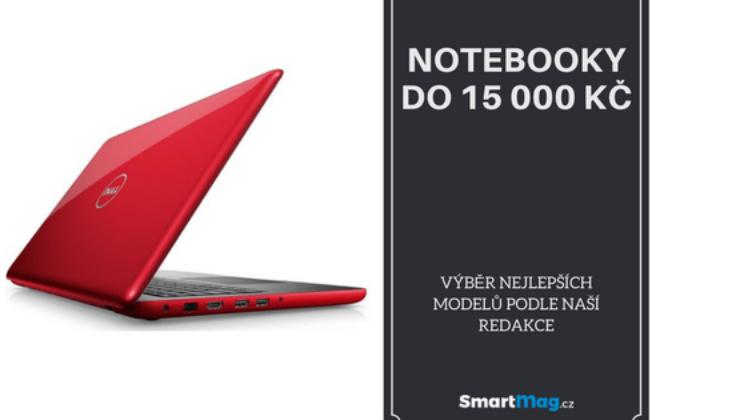 Nejlepší notebooky do 15000 Kč