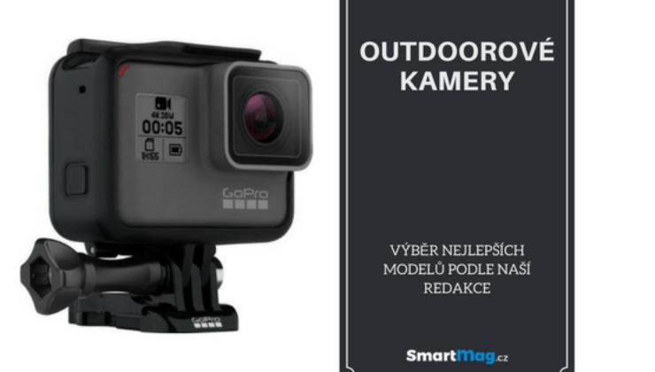 Nejlepší outdoorové kamery na trhu