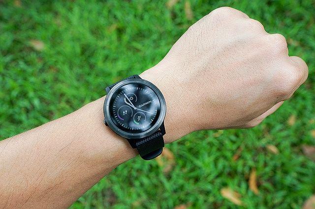 Chytré hodinky Garmin