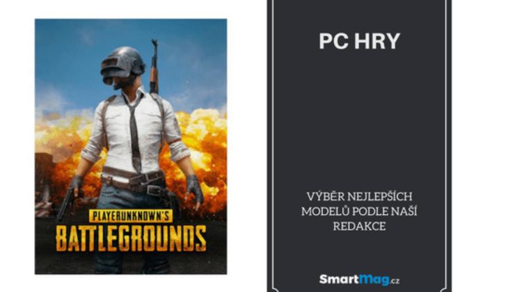 Nejlepší PC hry na trhu