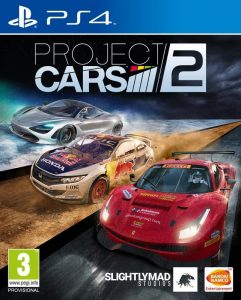 Hra na PS4 - Project Cars 2