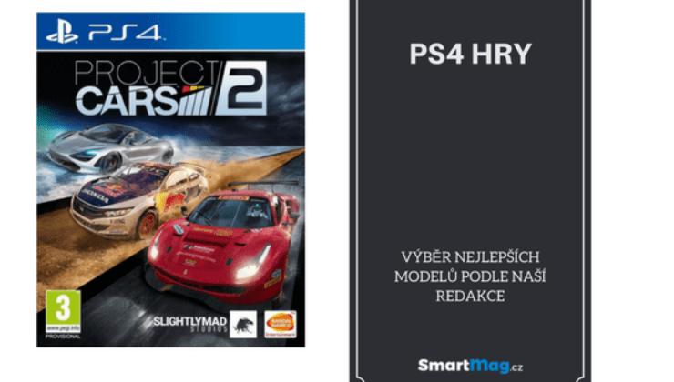 Nejlepší hry na PS4