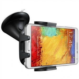 Držák na mobilní telefon Samsung EE-V200SAB