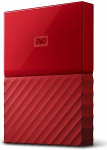externí pevný disk WD My Passport 4TB