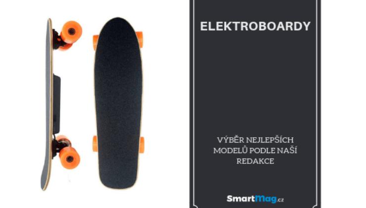 Nejlepší elektroboardy