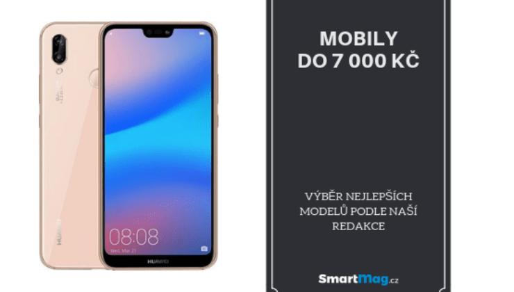 nejlepší mobily do 7000 Kč