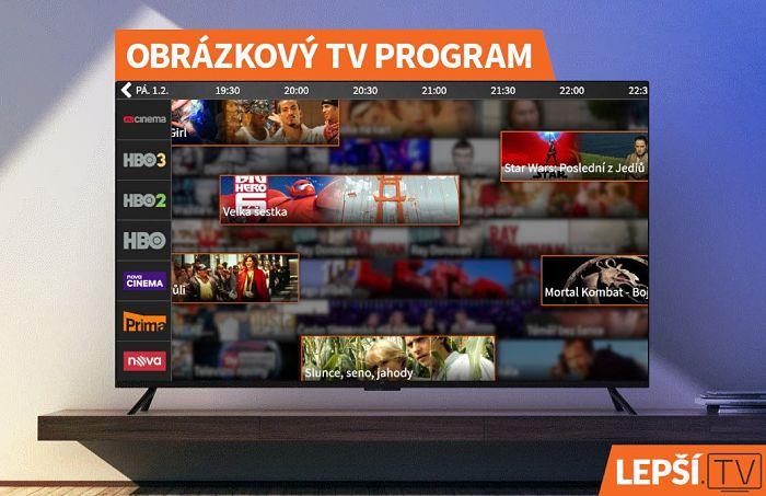 obrázkový tv-program Lepší.TV