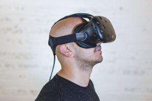 Virtuální headset HTC Vive