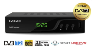 set top box Evolveo Omega T2