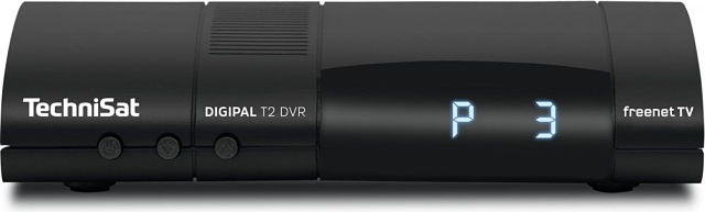 set-top-box Technisat-T2-DVR