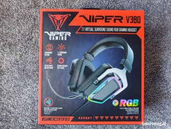Zabalené Viper gaming Patriot V380