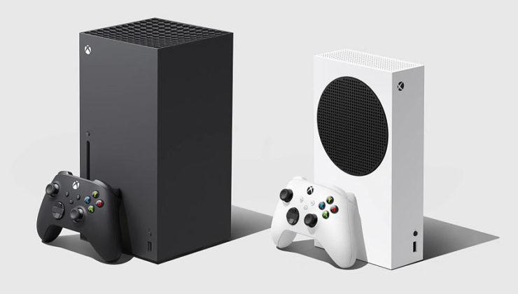 Nové herní konzole Xbox Series X a S
