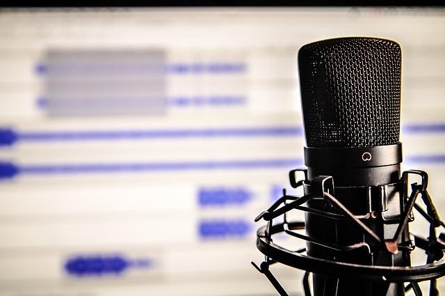 Mikrofon na podcast
