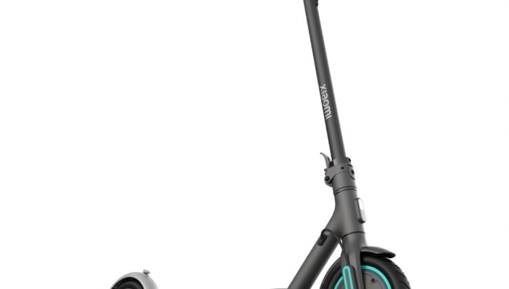 Mi Electric Scooter Pro 2 Mercedes F1 Team Edition4