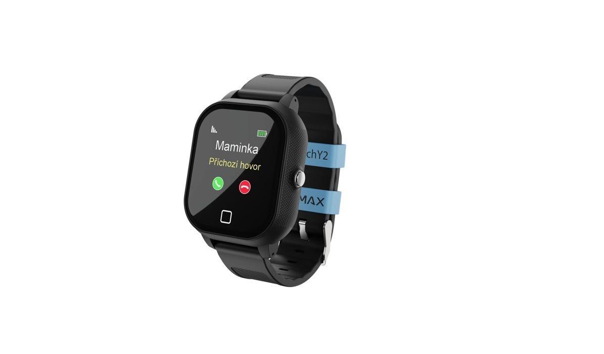 Chytré hodinky pro děti značky Lamax